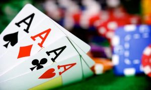 Strategy to Avoid Losses in the Game of Poker