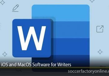 Best iOS and MacOS Software for Writers